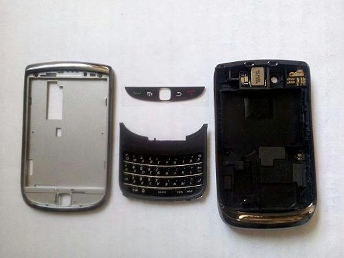 Carcasa original de blackberry torch 9800