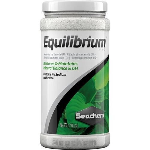 Fluorish equilibrium plantas de seachem, 300 gr