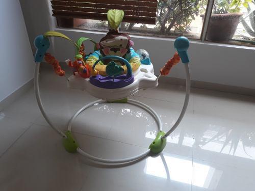 Jumpero o brinca brinca firsher price para bebes