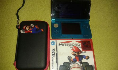 Nintendo 3ds para repuesto