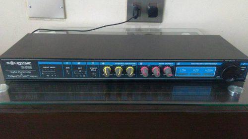 Procesador de audio para radio fm solidyne 362 (como nuevo)