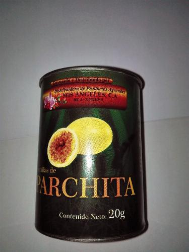 Semillas certificadas de parchita 20 gr