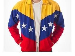 Chaquetas tricolor de venezuela
