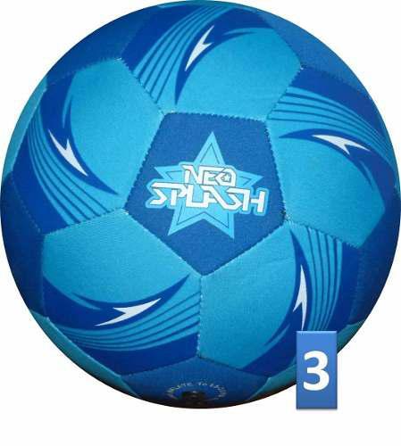 Balon de futbol n 5 neopreno juguete para niño pelota