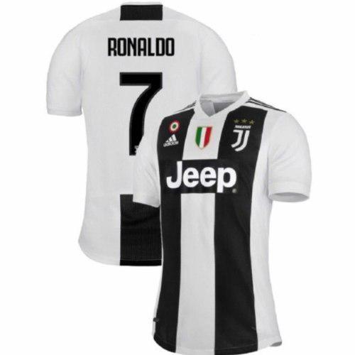cd065a913 Camiseta oficial juventus local 18 19 ronaldo cr7 en Maracaibo ...