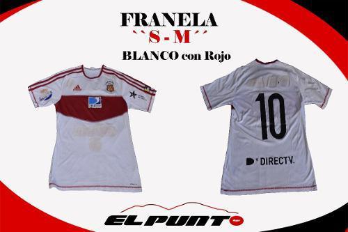 Franela Usada Caracas Futbol Club