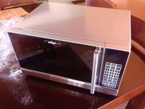 Horno Microondas Miallegro 5570 Tipo Espejo 20lts De Paquete