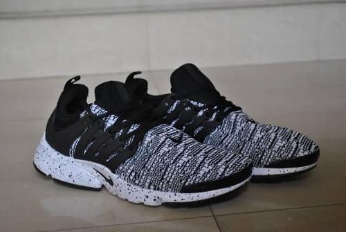 1798acae31b47 Kp3 zapatos nike air presto clasico gris negro caballeros