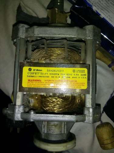Motor De Secador 1/3 De Hp General Electric