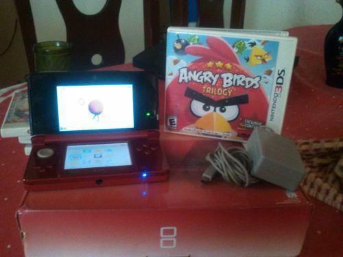 Nintendo 3ds excelentes condiciones