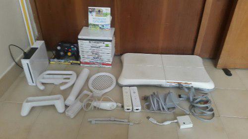 Nintendo Wii Juegos Y Accesorios