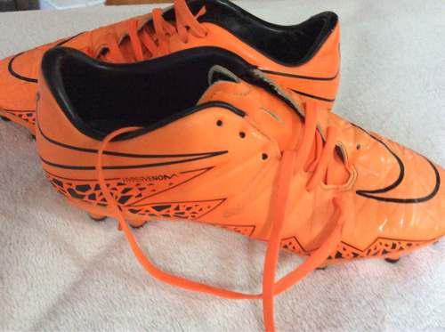 Tacos De Futbol Hipervenon Nike Originales