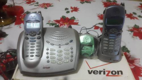 Telefono Inalambrico Con Pantalla Verizon Con Auxiliar