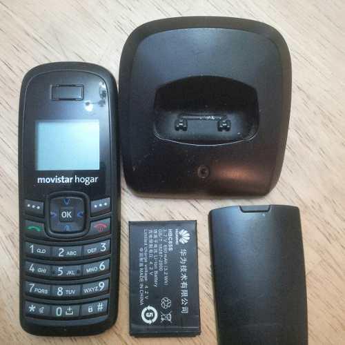 Telefono Movistar Hogar Huawey Para Reparar