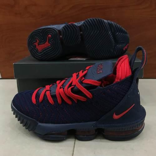 mejor servicio 28871 bfa88 Zapatos Deportivo Nike Lebron James 16 Xvi Para Caballero