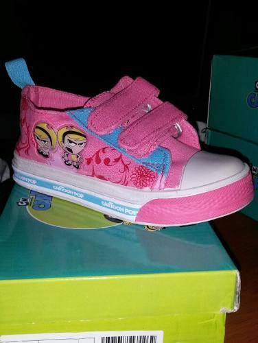 Zapatos deportivos gomas tipo convers niñas tallas 22-27