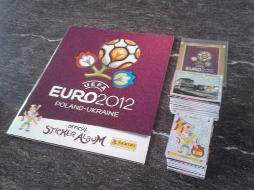 Album eurocopa ukraine-poland 2012 barajitas a pegar!!!