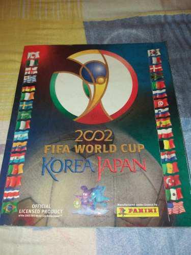 Album korea japan 2002