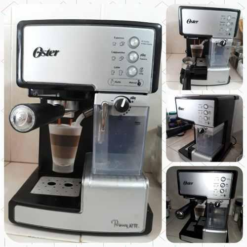 Cafetera peter prima latte
