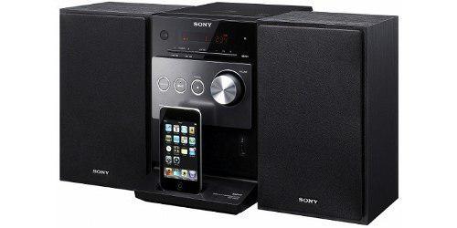 Equipo De Sonido Sony Hcd-fx300i Cd Mp3 Ipod Aux Fm