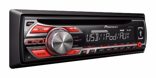 Reproductor Carro Pioneer Deh-2550ui Original Mp3 Usb Nuevo