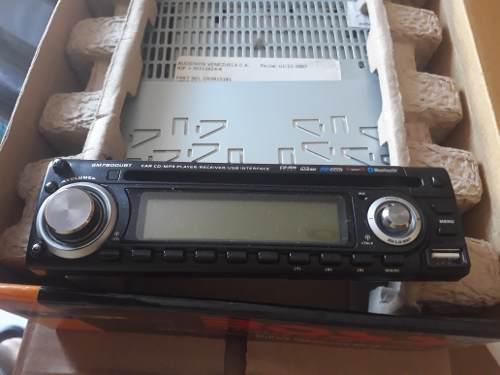 Reproductor gm7800 en caracas audiovox blueto usb sd auxil24