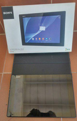 Tablet sony xperia z2 para reparar o repuestos.