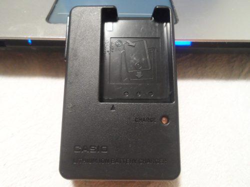Batería CARGADOR para Casio exz550 ex-z-550 z550rd z550sr