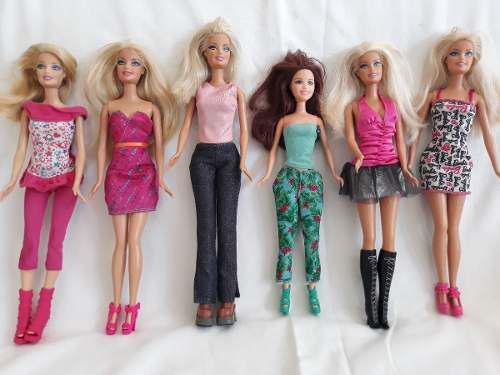 Muñeca barbie original mattel