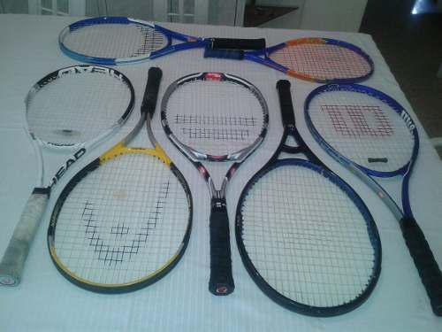 Remato raquetas de tenis bolso de tenis y estuche