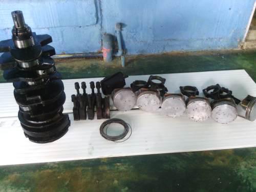 Repuestos de motor explorer 98 pistones a 0.20 cigueñal
