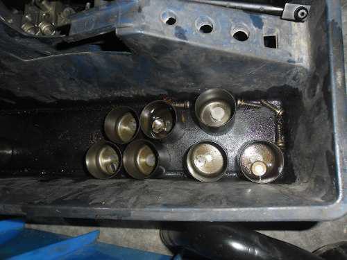 Repuestos motor centauro 1.8