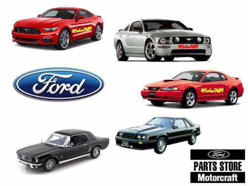 Repuestos para ford mustang modelos 2002 al 2019