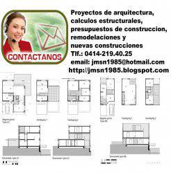Arquitectura, diseño, construcció