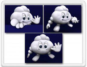 Diseño grafico 3d, personajes 3d, animaciones,