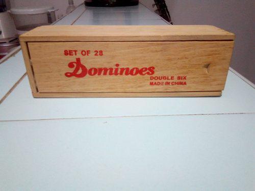 Juego de domino
