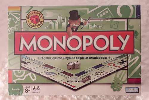 Monopolio -español