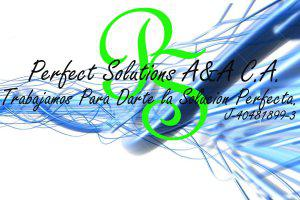 Perfect solutions a&a, c.a