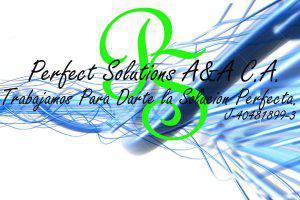 Perfect solutions a&a, c.a