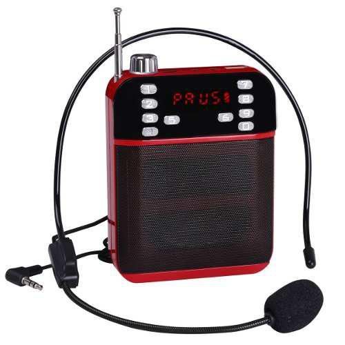 Radio reproductor corneta bluetooth usb/pendrive/sd/portati