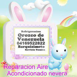 Reparacion neveras 04169522822 barquisimeto