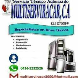Servicio tecnico autorizado en linea blanca
