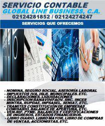 Servicios de contabilidad, ven nif, constitución de