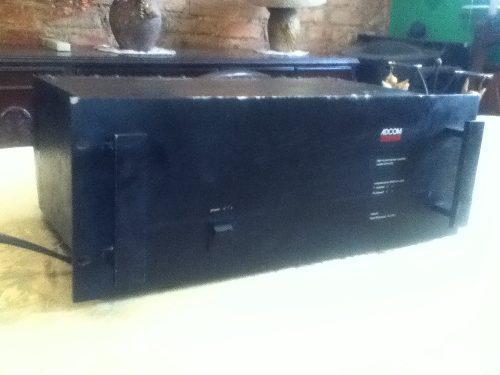Vendo power amplificador stereo adcom gfa 555 made in usa