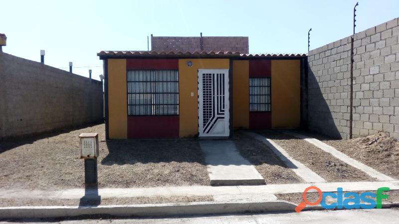 Casa 55 m2 en urb carabalí ii, san joaquín