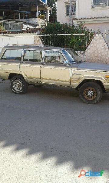 Grand wagoneer 87