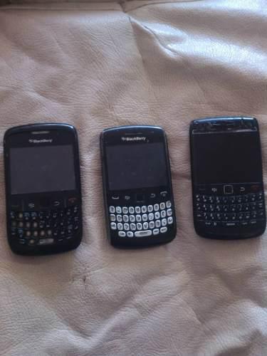 3 blackberrys por 25 para reparar