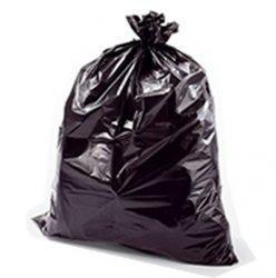 Bolsas plásticas 30kg calibre 7 para basura, condominios,