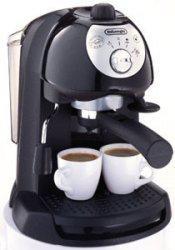 Cafetera expresso delonghi capuccino system mod. bar 32. un