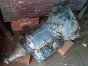 Caja turbo 700 de gualla para reparar